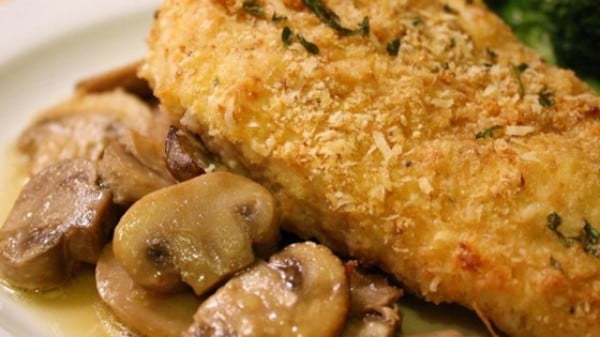 Grandma's Chicken Chardon #recipe #dinner