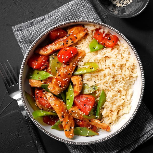 Mongolian Chicken #recipe #dinner