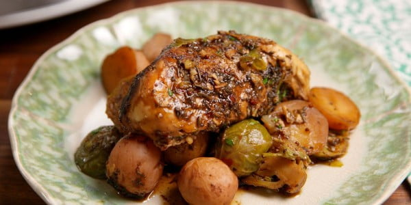 Crock Pot Balsamic Chicken #recipe #dinner