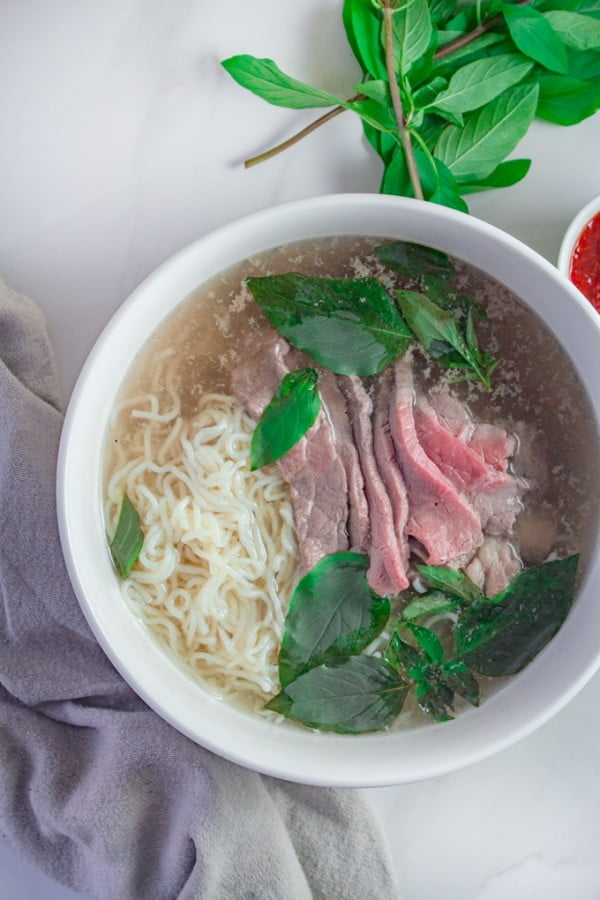 Keto Pho #noodles #soup #dinner #recipe