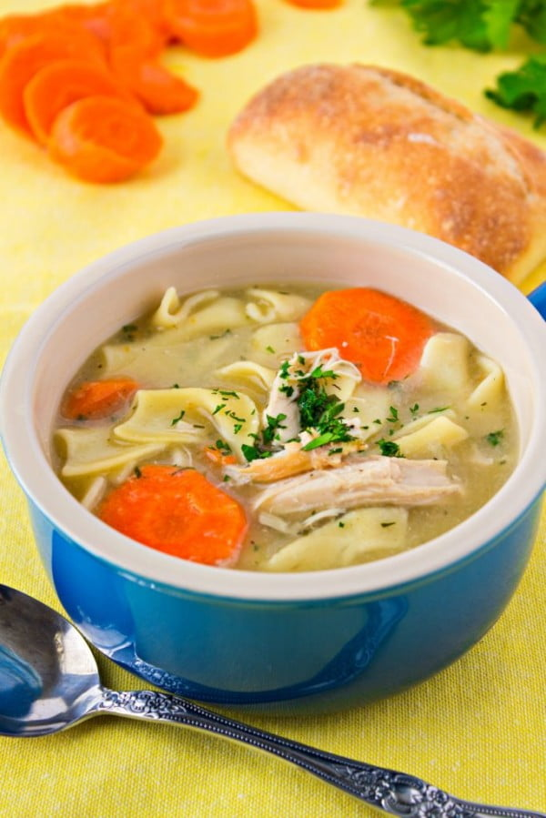 CPA: Certified Pastry Aficionado #noodles #soup #dinner #recipe