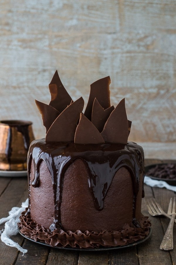 Chocolate Chocolate Cake | The First Year #cake #recipe #dessert