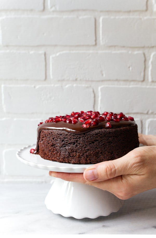 Mini Chocolate Cake #cake #recipe #dessert