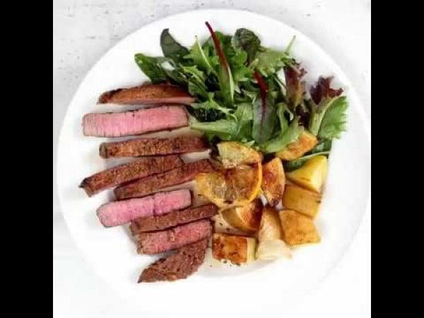 WORLD'S BEST STEAK MARINADE #steak #marinade #bbq #grill #dinner