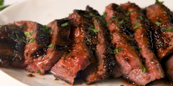 We Hereby Decree That All Grilled Meat Needs Cajun Butter #steak #marinade #bbq #grill #dinner