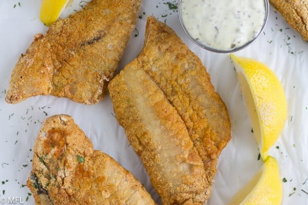 Keto Breaded Fish Recipes