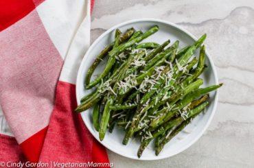 Air Fryer Green Beans #airfryer #dinner #food #recipe