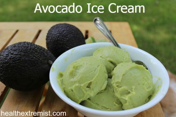 Avocado Ice Cream Recipe #avocado #recipe #food #dinner
