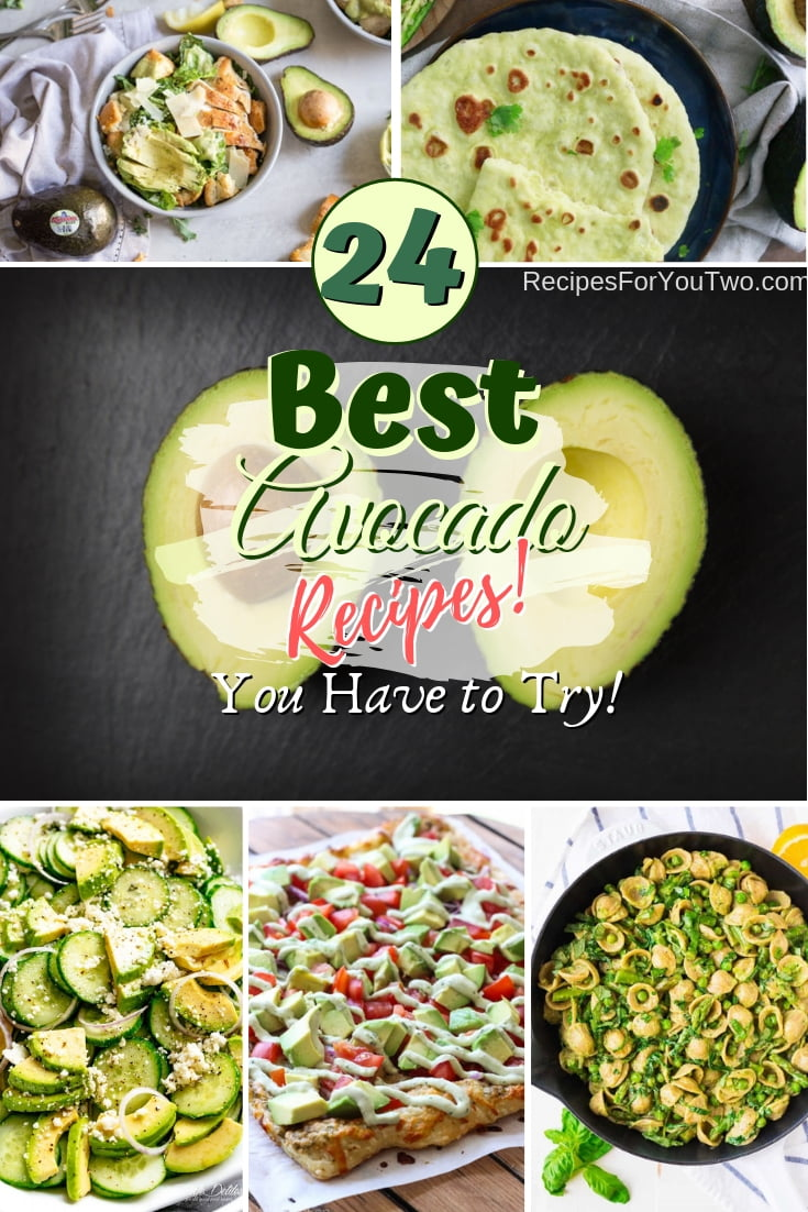 Enjoy the healthy goodness of these great avocado based recipes. Great list! #avocado #recipe #food #dinner #healthy