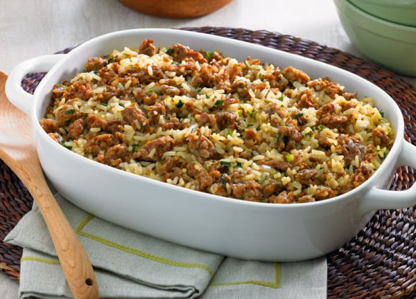 Dirty Rice #comfortfood #food #dinner #recipe