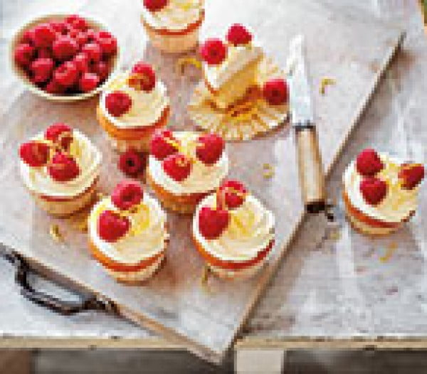Elderflower and lemon cupcakes #cupcakes #dessert #snack #food #recipe
