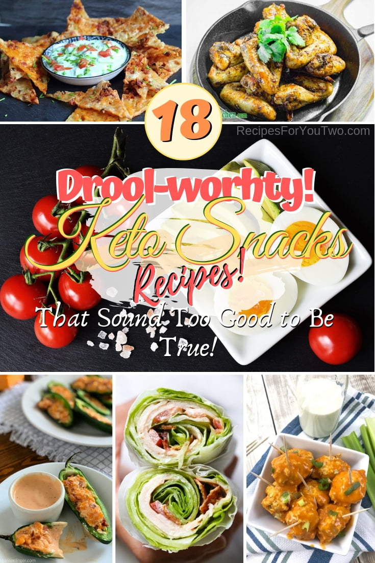 These are the best most delicious keto snack recipes to save you throughout the day. Great recipes! #keto #food #snack #recipe