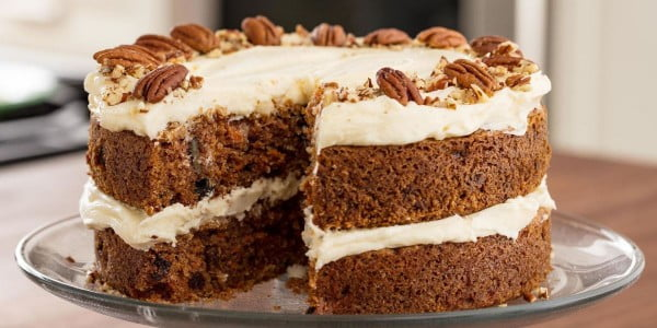 Carrot Cake #easter #dessert #food #recipe