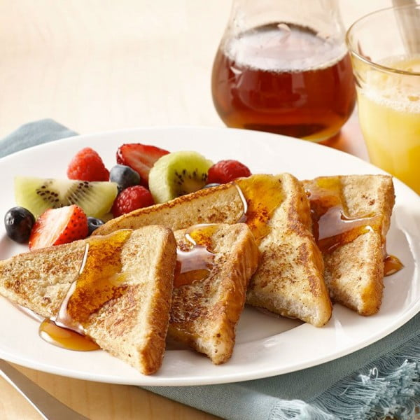 Easy French Toast Recipe #breakfast #frenchtoast #recipe