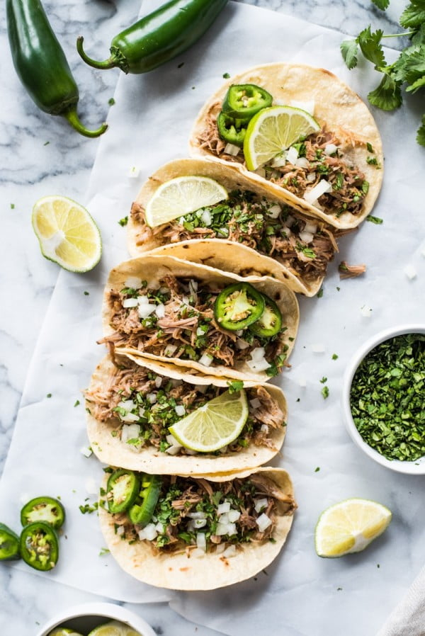 The BEST Mexican Carnitas Recipe #healthy #mexican #recipe #food #dinner