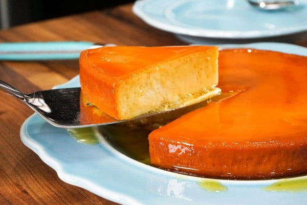 Instant Pot Flan #instantpot #dessert #recipe #food