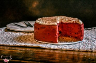 Red Velvet Instant Pot Cheesecake Recipe #instantpot #dessert #recipe #food