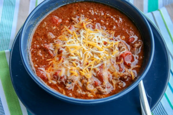Absolutely DELICIOUS Quick Keto Chili Recipe!! #keto #healthy #dinner #recipe