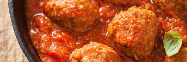 Easy Meatball Recipe: The Perfect Meatball #meatballs #dinner #recipe