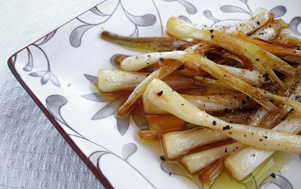 Ramps Recipe #recipe #food #dinner #sweetandsour