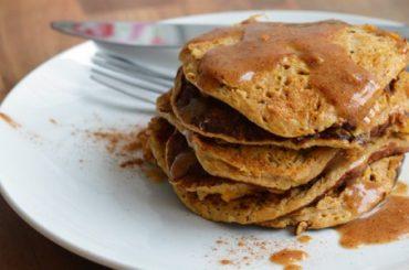 3 Ingredient Sweet Potato Pancakes #3ingredients #food #dinner #recipe