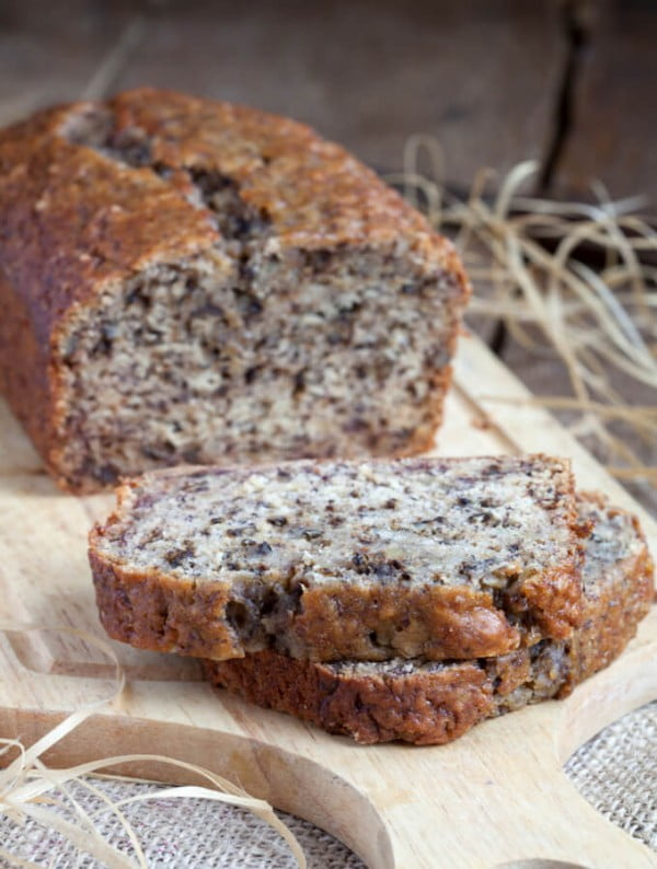 The Best Low Carb Banana Bread Recipe (Keto-Friendly) #banana #recipe #snack #dessert