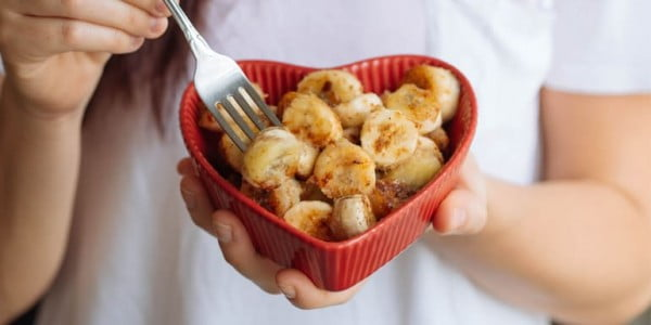 Cinnamon Bananas Recipe #banana #recipe #snack #dessert