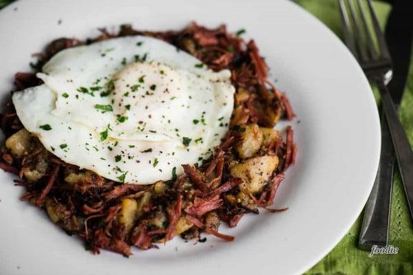 Corned Beef Hash Recipe #cornedbeef #beef #dinner #recipe