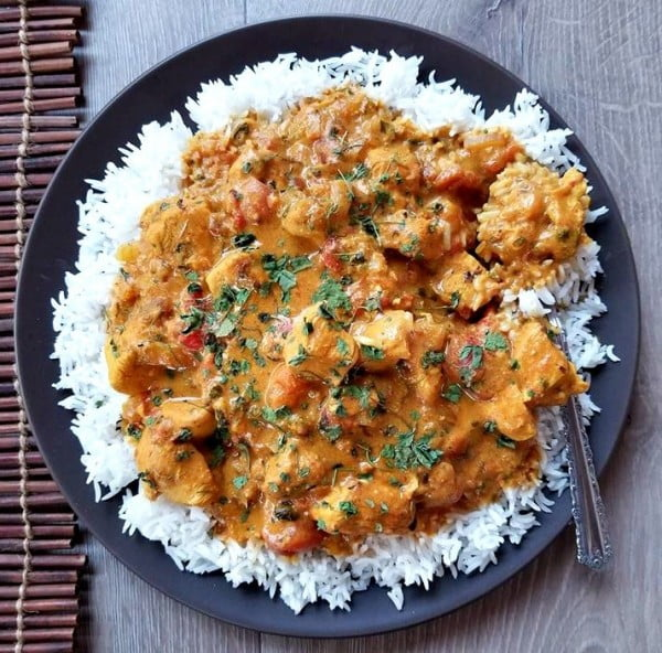Indian Chicken Curry #curry #dinner #recipe #food