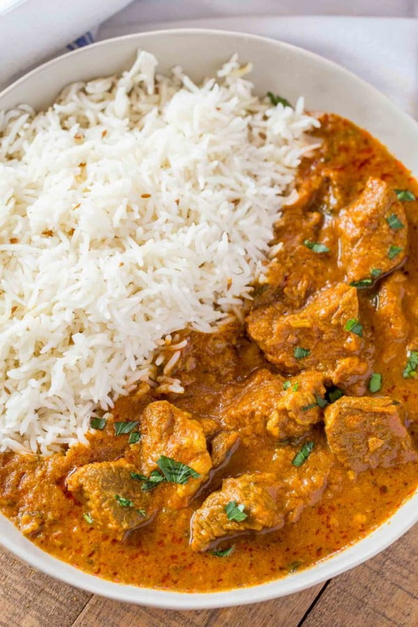 Indian Lamb Curry #curry #dinner #recipe #food
