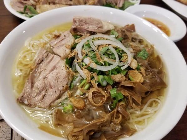 Bún Măng Vịt Instant Pot (Duck Noodle Soup with Bamboo Shoot) #instantpot #pressurecooker #noodles #dinner #recipe