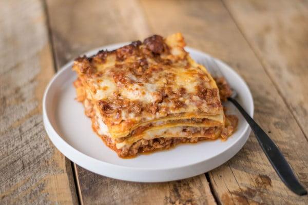 Lasagna Bolognese #lasagna #dinner #food #recipe
