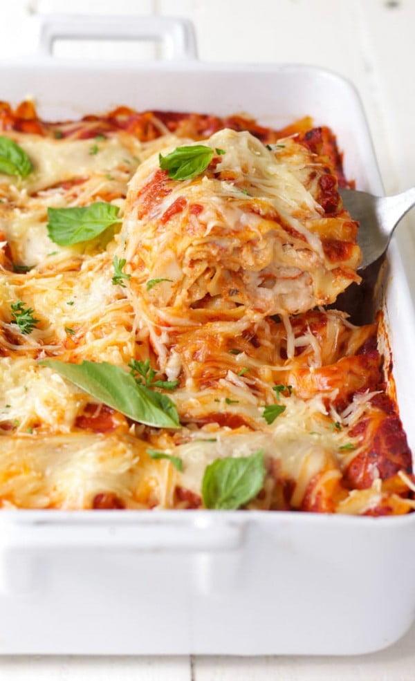 Vegan Lasagna #lasagna #dinner #food #recipe