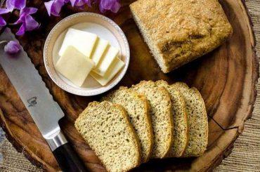 Keto Bread #lowcarb #bread #dinner #breakfast #lunch #recipe