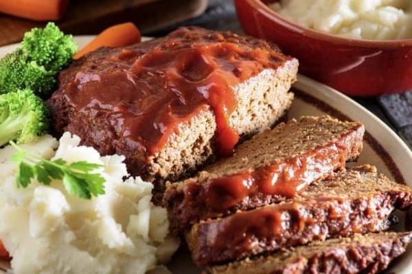 Momma's Best Meatloaf #meatloaf #recipe #dinner