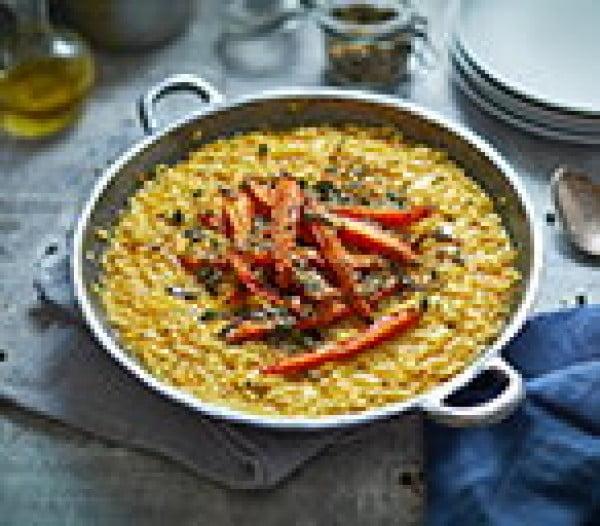 Vegan Risotto #risotto #rice #dinner #recipe #food