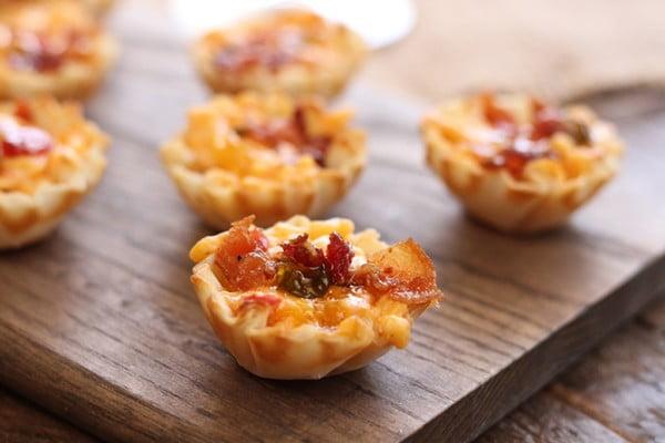 Bacon Pimento Cheese Bites #smallbites #partyfood #snack #recipe
