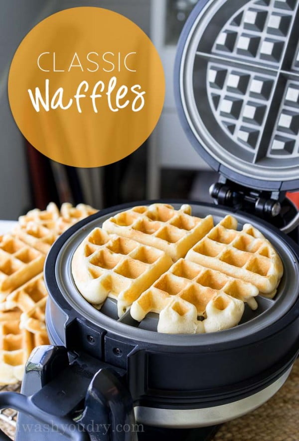 #wallfeiron #wafflemaker #waffles #dinner #snacks #lunch #food #recipe