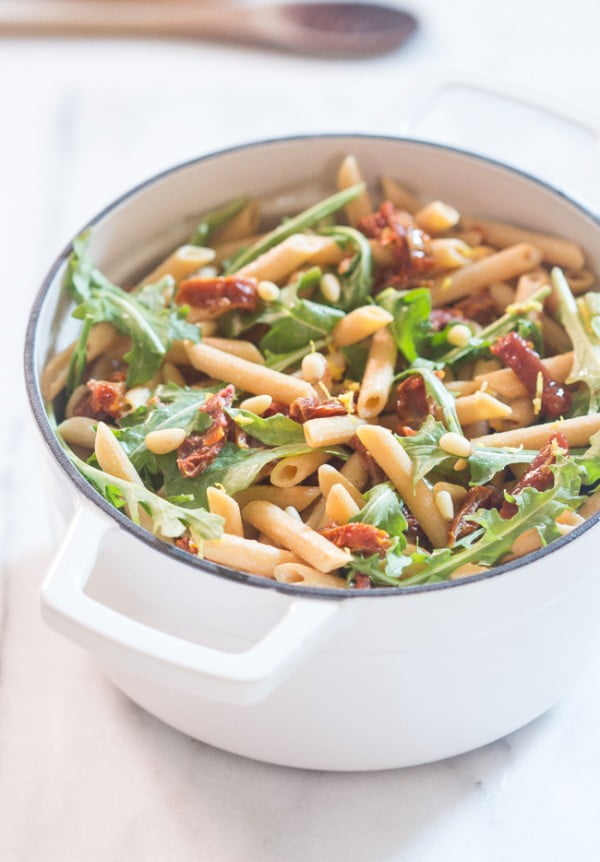 5 Ingredient One Pot Pasta Dinner #20minute #pasta #recipe #dinner