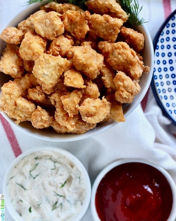 Air Fryer Popcorn Chicken: Make Once, Eat Twice Recipe #airfryer #recipe #snack
