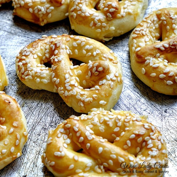 Easy Air Fryer Soft Pretzel Recipe Cooking With Kids #airfryer #recipe #snack
