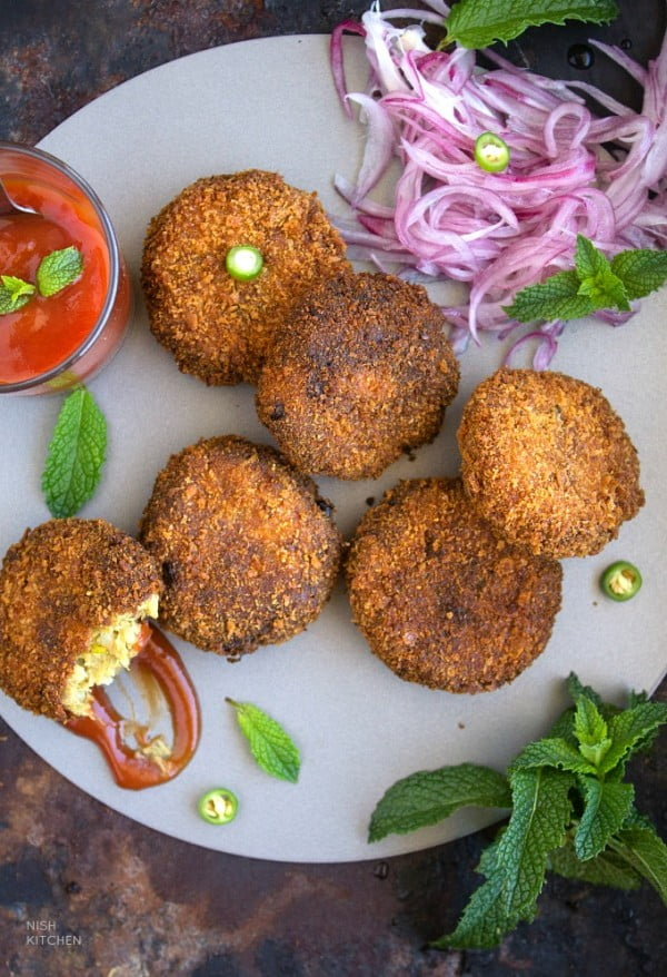 Fish Cutlet #fish #fishcake #dinner #recipe