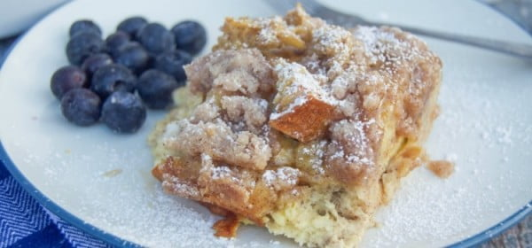 French Toast Casserole • The Diary of a Real Housewife #frenchtoast #bake #dinner #breakfast #recipe