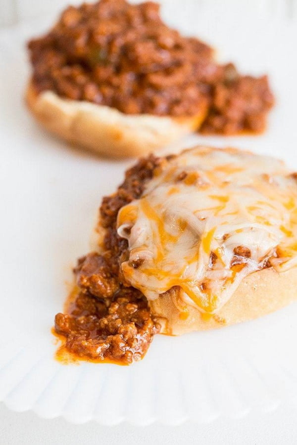 The Best Sloppy Joes Ever #groundbeef #dinner #recipe #beef