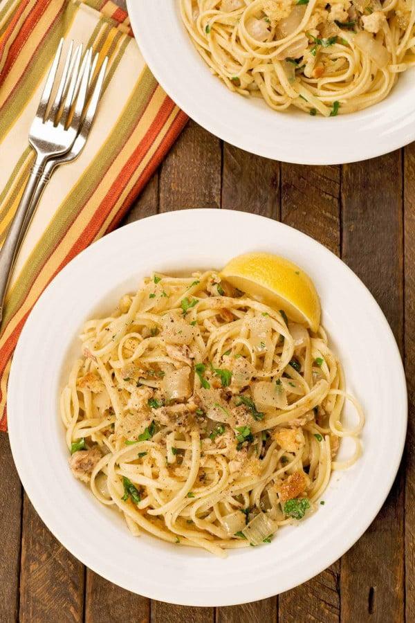 Sicilian Pasta with Sardines #italian #dinner #recipe