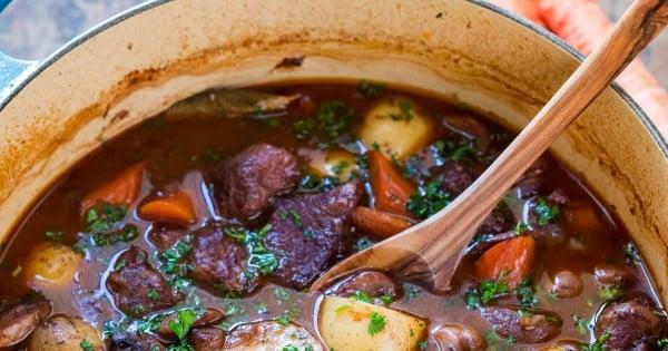 Lamb Stew Recipe #meatstew #meat #stew #dinner #recipe