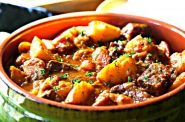 African Beef Stew #meatstew #meat #stew #dinner #recipe