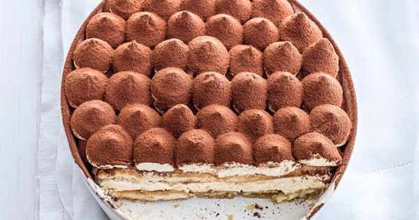 Baileys tiramisu #tiramisu #recipe #dessert