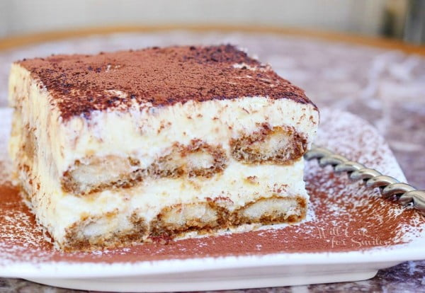 The Best Classic Tiramisu #tiramisu #recipe #dessert