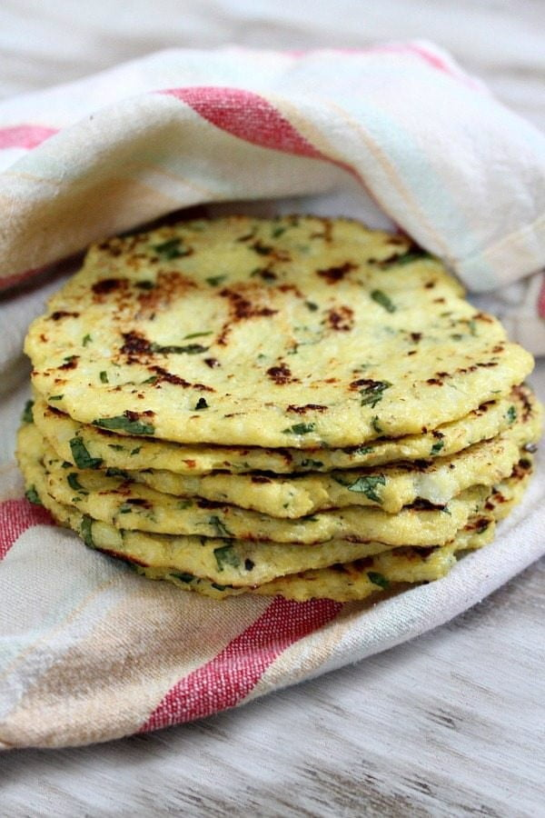 Cauliflower Tortillas #tortilla #recipe #mexicanfood #dinner #lunch